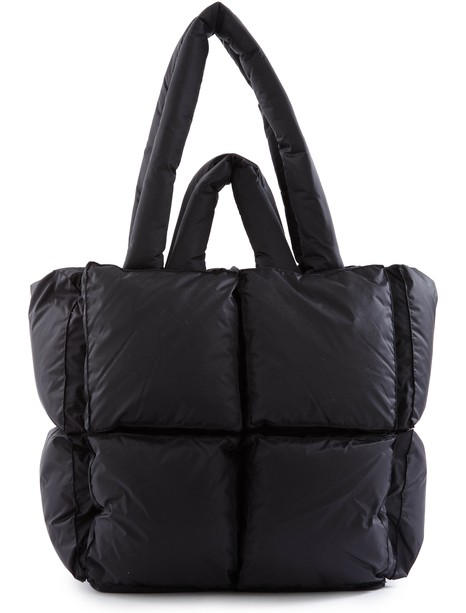 OFF-WHITEPuffy small padded tote bag