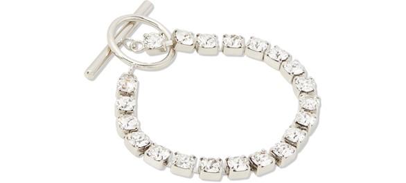 ISABEL MARANTRhinestone bracelet