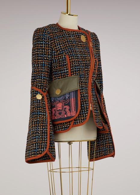 Peter PilottoWool jacket