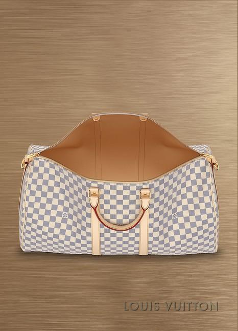 Louis VuittonSac Keepall Bandoulière 55