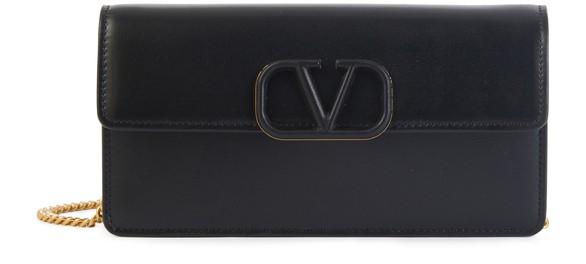 VALENTINOValentino Garavani V Logo wallet