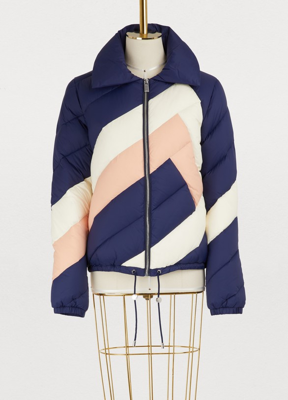 Lu MeiBermondsey nylon jacket