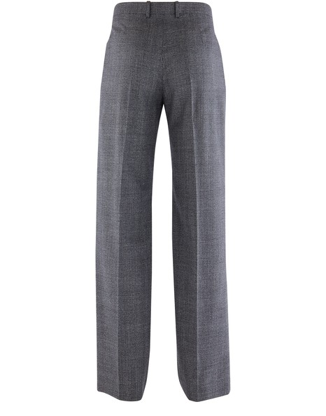 BALENCIAGAPrince of Wales check trousers