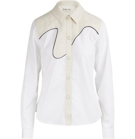 Aalto Western shirt
