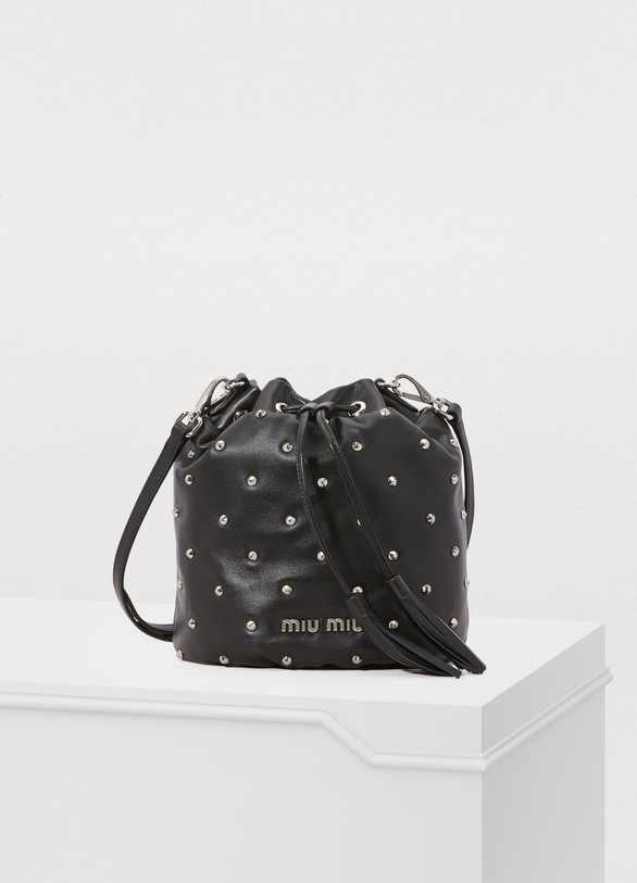 dd1974f82d7 Women s Studs bucket bag