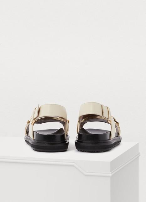 MarniFussbett sandals