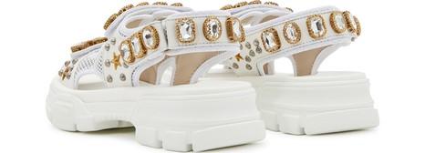 GUCCIOpen Track sandals
