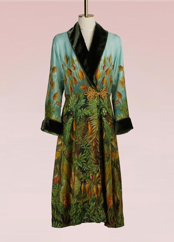 F.R.S For Restless SleepersPanacea silk coat