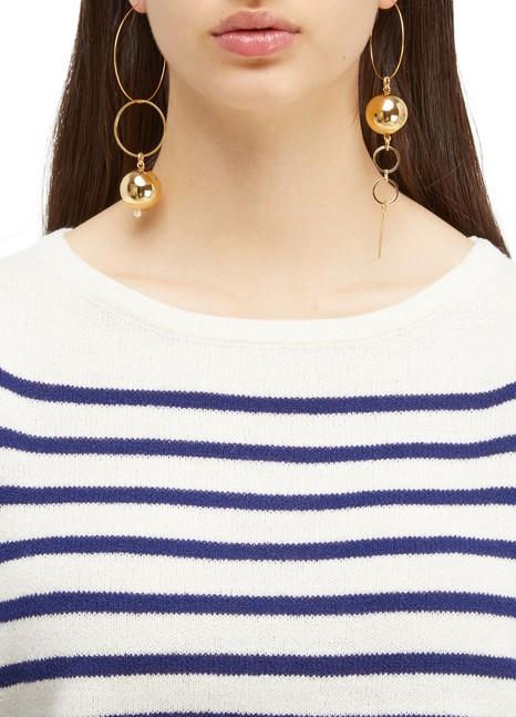 MOUNSERSolar Earrings