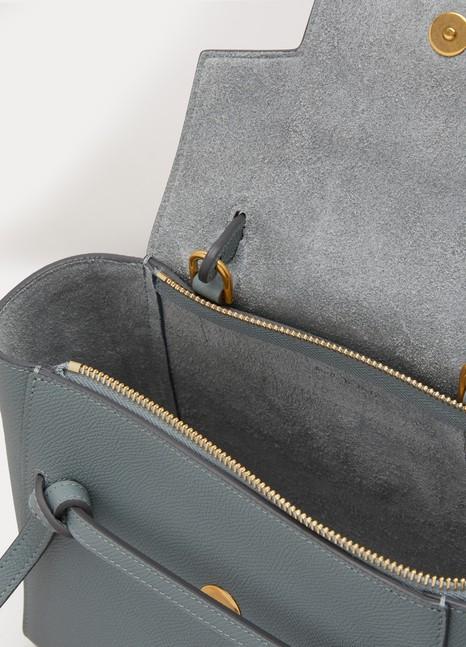 62d96ed4d8c Women s Nano Belt bag in grained calfskin   Celine   24 Sèvres