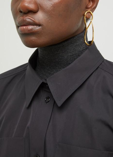 Charlotte ChesnaisNeedle earrings