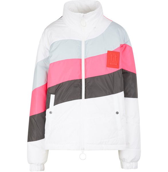 OFF-WHITEQuilted Anorak down jacket