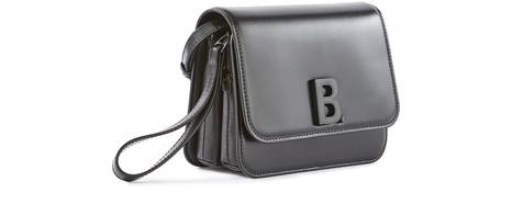 BALENCIAGASmall model B cross body bag