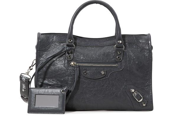 BALENCIAGAClassic City S shoulder bag