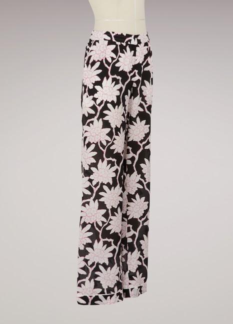 VALENTINOPantalon de pyjama imprimé