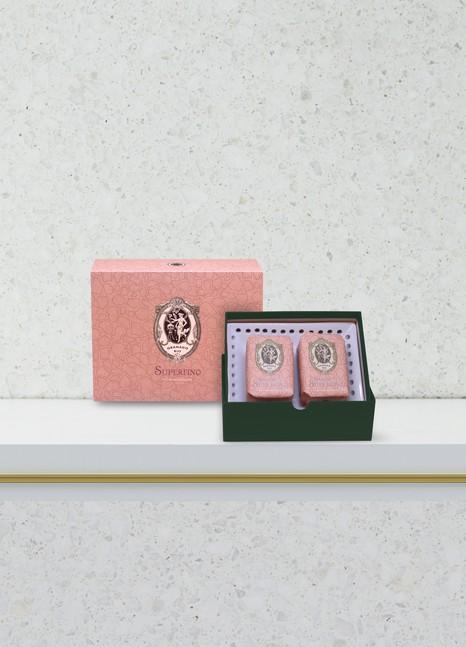 GranadoSuperfino kit with soap dish 120 g
