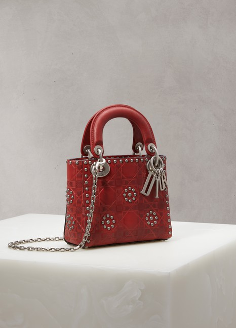 DIOR Mini sac Lady Dior