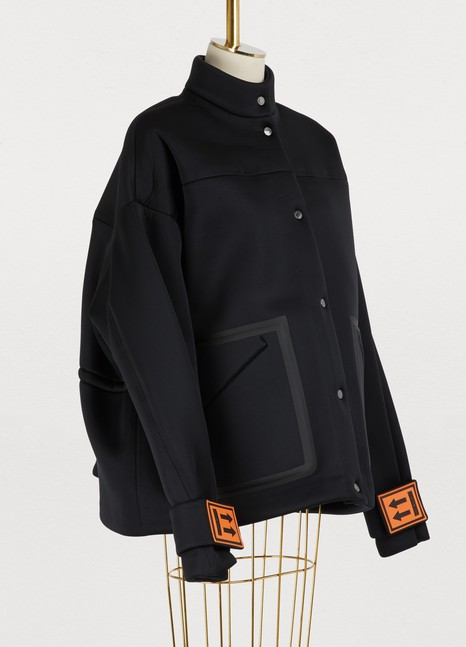 Off WhiteOversized jacket