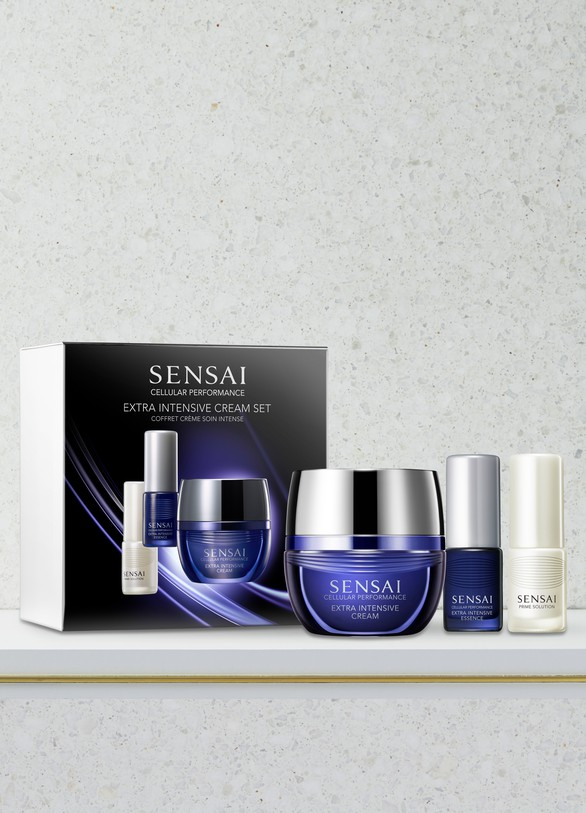 SENSAI Coffret Cellular Performance Crème Soin Intense