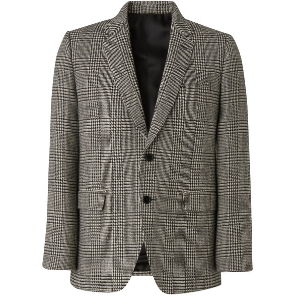CELINEPrince of Wales checked jacket