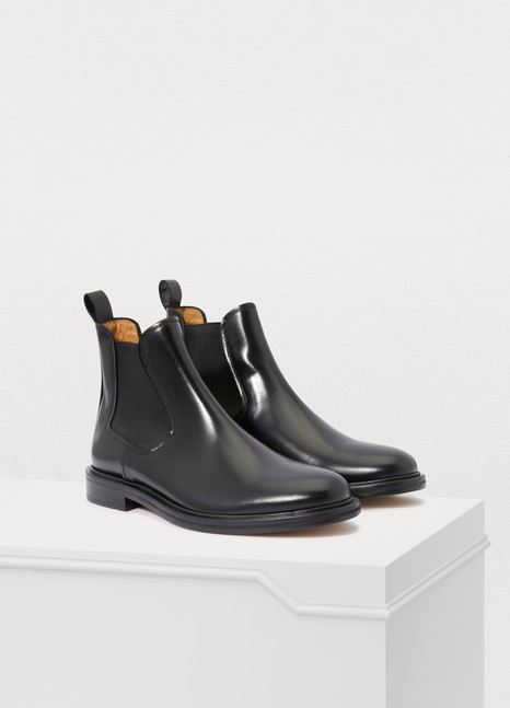 A.P.C.Johanne ankle boots
