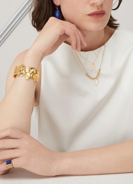 Aurélie BidermannTangerine bracelet