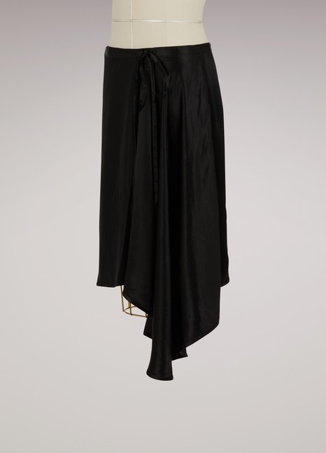 Acne StudiosSima Asymmetric Skirt