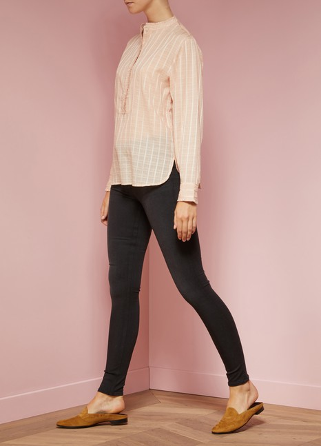 RAG & BONEJean taille haute skinny