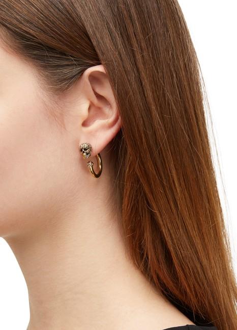 ALEXANDER MCQUEENSkull earrings
