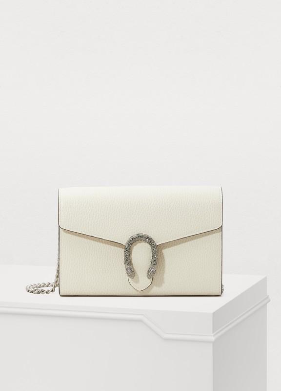 fc16ae736bd0 Gucci. Dionysus chain wallet