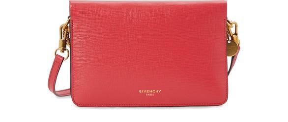GIVENCHYTwo-toned shoulder bag