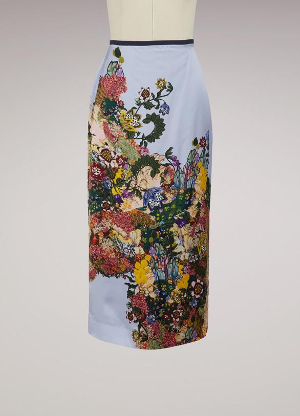 ErdemMaira long skirt