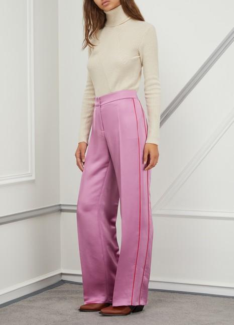 Peter PilottoSatin trousers