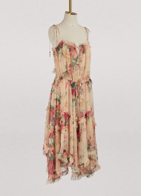 ZimmermannLaelia silk dress