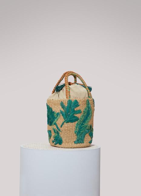 AranazNana embroidered basket