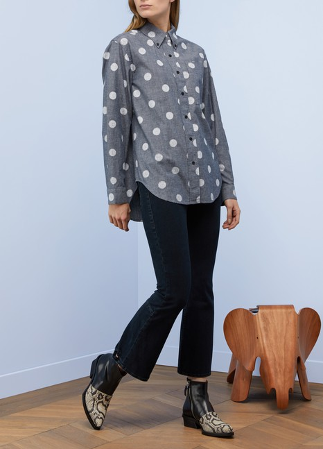 Proenza Schouler PSWLPolka-dot shirt