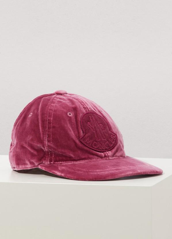 200114e2994 ... Moncler Velvet cap ...