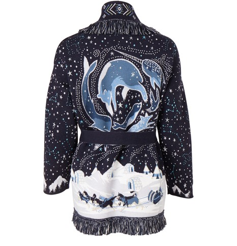 ALANUIWool blend cardigan