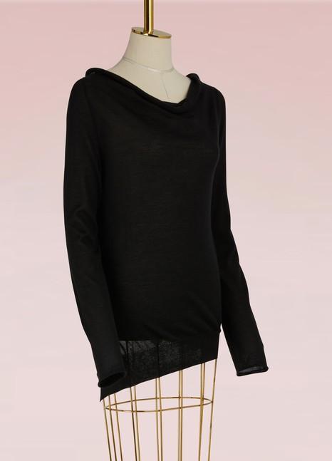 Jil SanderAsymmetric Cashmere Sweater