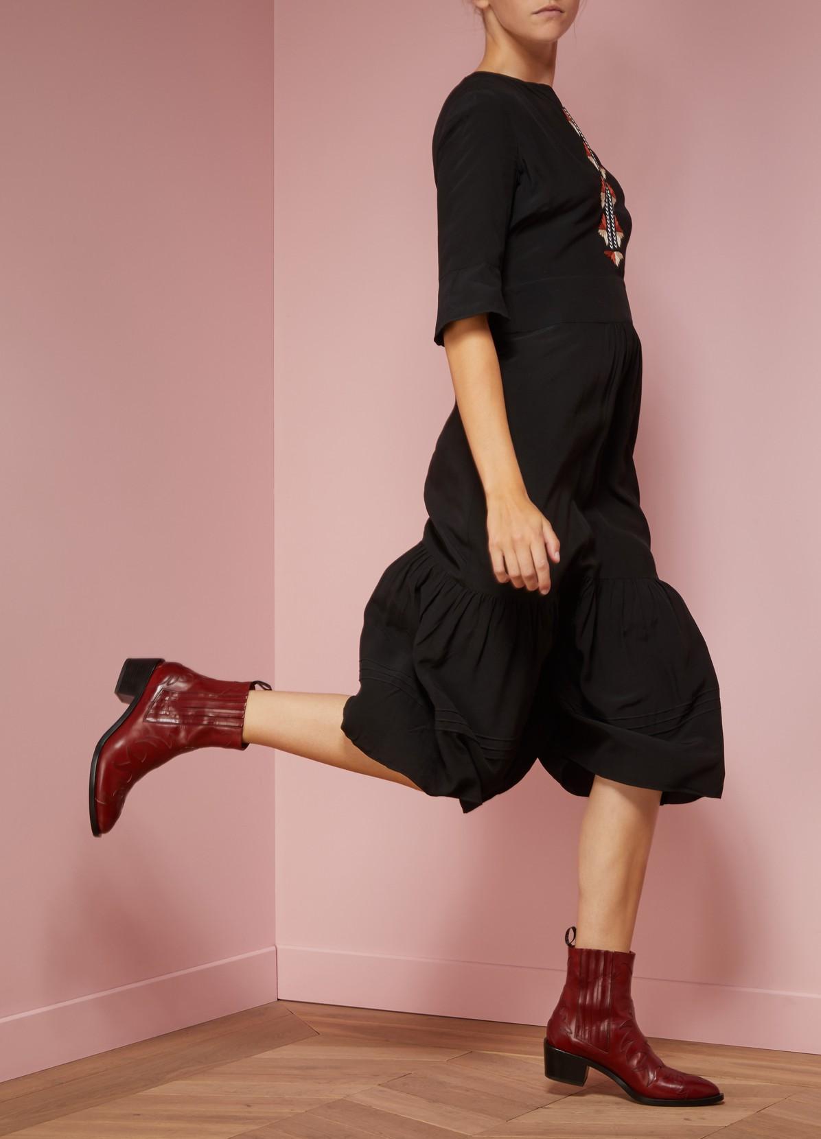 SARTOREFlaming Boots