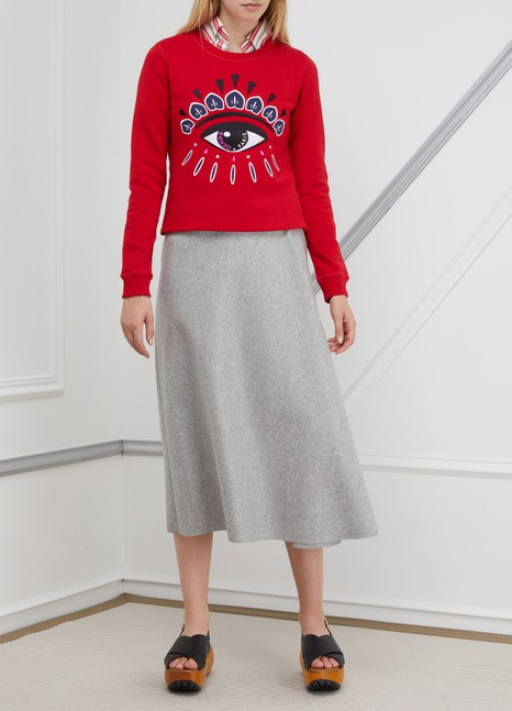 Kenzo Cotton Eye sweatshirt