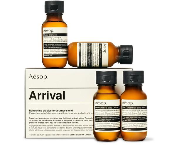 AESOPArrival set