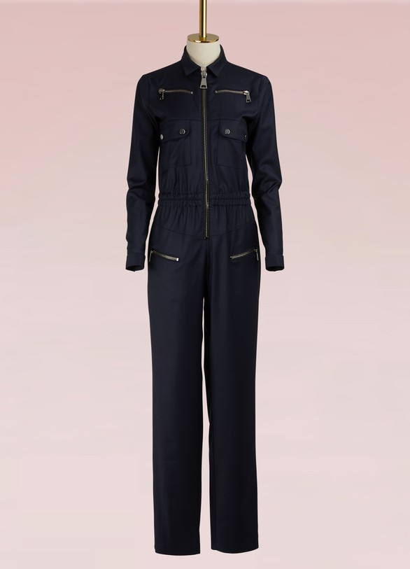 Carolina Ritzler Wool Nikita 90 Jumpsuit