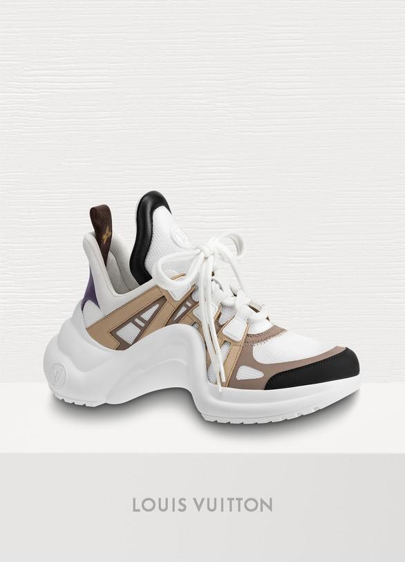 6456b41e66cf Sneaker LV Archlight femme   Louis Vuitton   24 Sèvres
