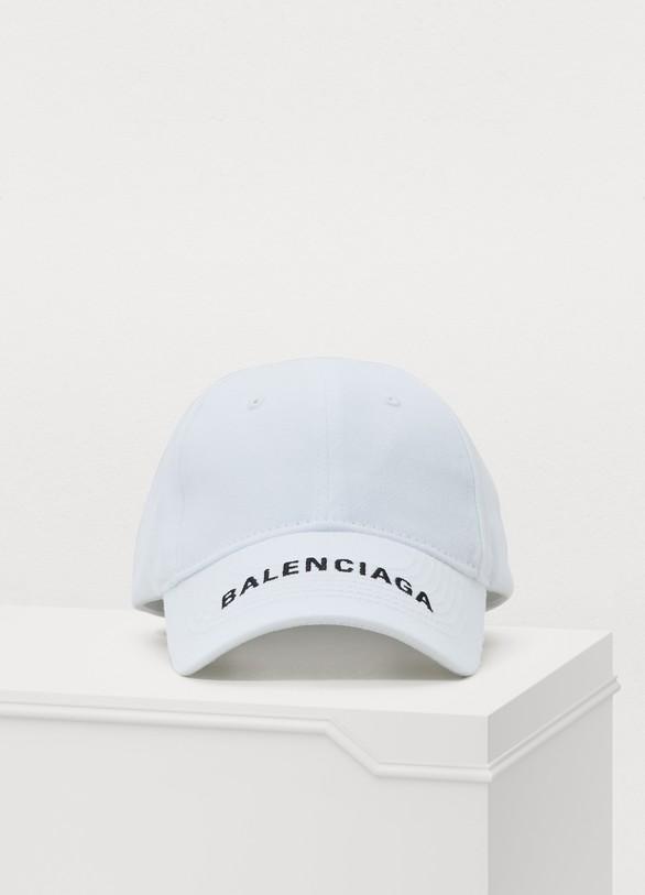 BalenciagaLogo hat