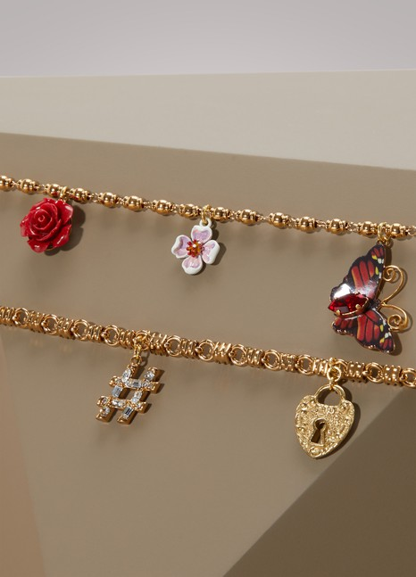 Dolce & GabbanaMix-and-match necklace