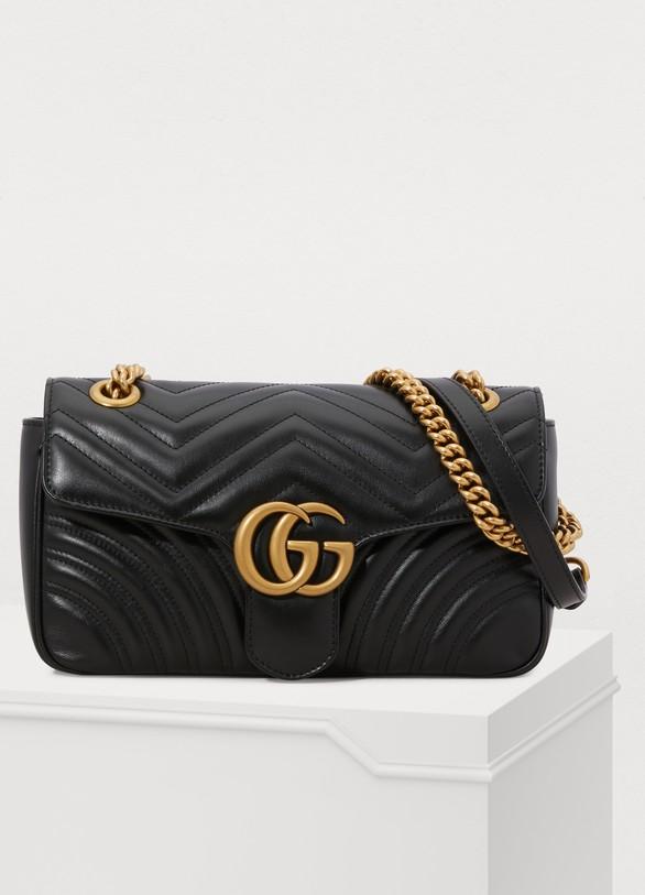 Gucci. Gucci GG Marmont SM crossbody bag 19ff06c3bd3c0