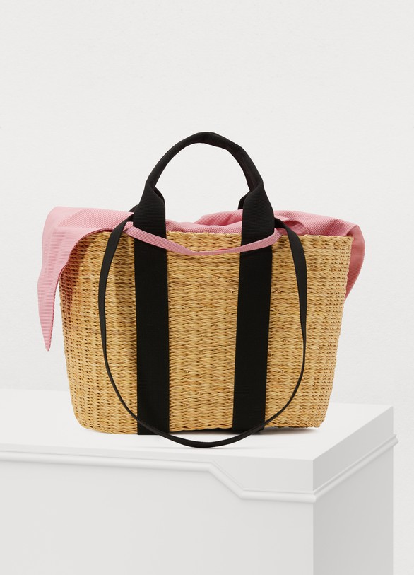 MUUNP HDL tote bag with pouch