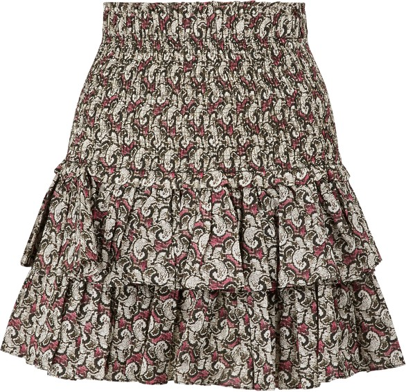ETOILE ISABEL MARANTNaomi cotton skirt