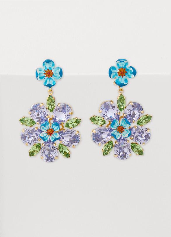 Dolce & GabbanaFlowers earrings